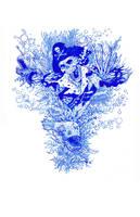 Davy Jones blue by skeel76