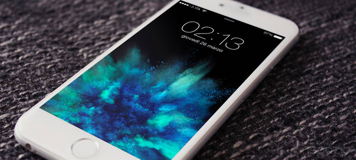 Soft Explosion Wallpaper iSpazio   iPhone e iPad