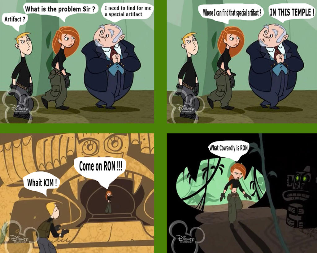 kim possible and loki mask chapter 1 2 by she mask anime on deviantart