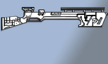 Future Rifle 1 by Emperor-CatVI