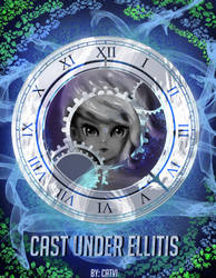 Novel Cover : Cast Under Ellitis