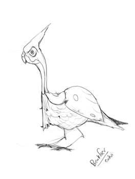 Beak Flyer