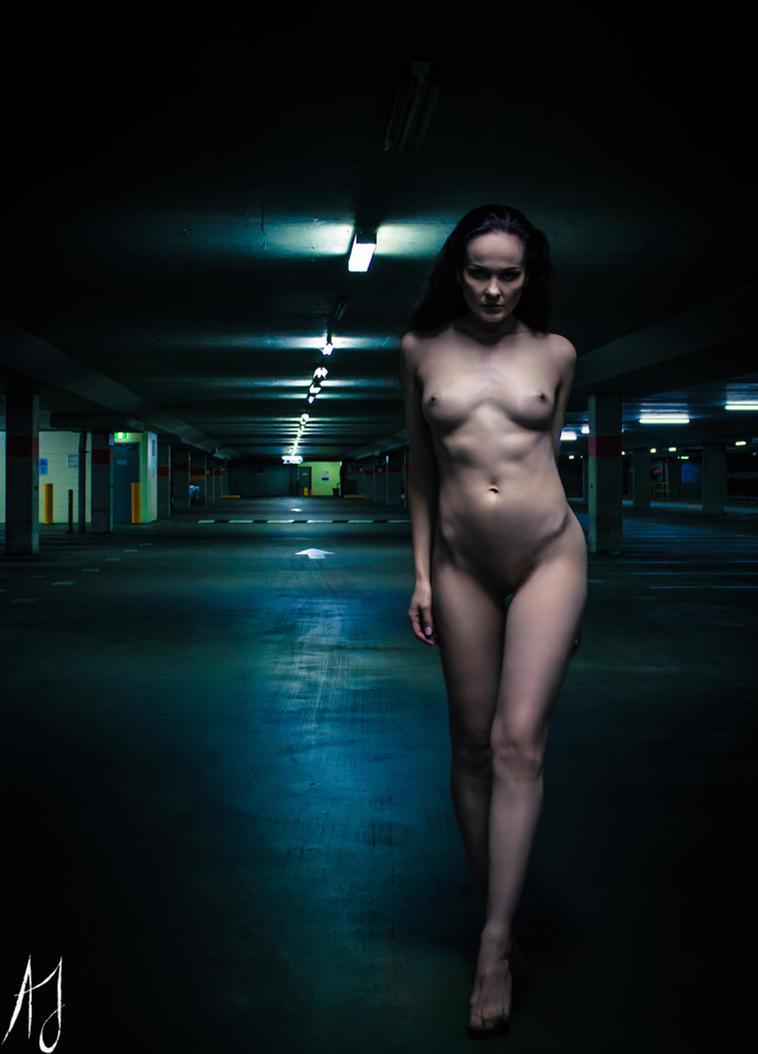 Industrial goddess XI by AaronJJenkins