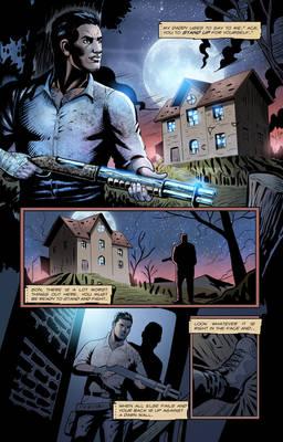 Zombie hunter- Page 01