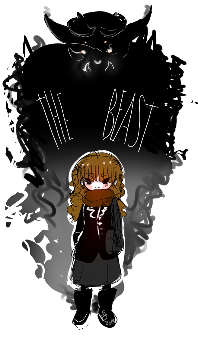 the beast by Blind-Poisoned-Soul