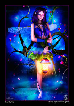 Dragonfly Fairy [Front]