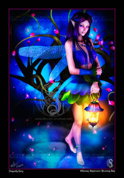 Dragonfly Fairy [Side]