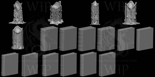 Black Marble WIP 02 - 2