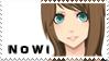 [FT OC Stamp] Nowi by Rosebie