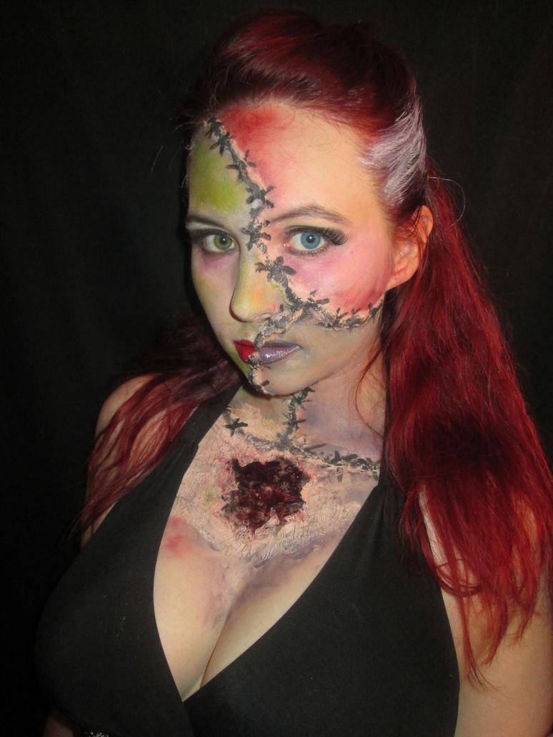 Frankenstein's Mistress by TheMuteSiryn