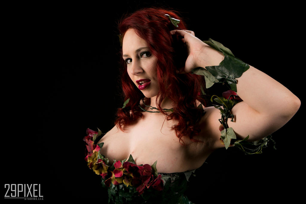Poison Ivy by Rachel Dow by TheMuteSiryn
