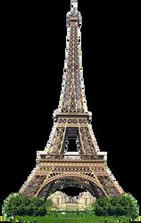 Eiffel Tower PNG by Elyysee