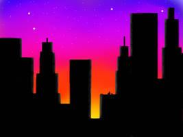 Cityscape by gracemorris