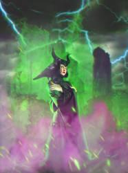Maleficent by DanilDark