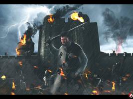 Siege by DanilDark