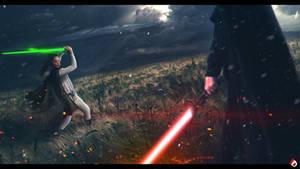 (not) Last Jedi by DanilDark