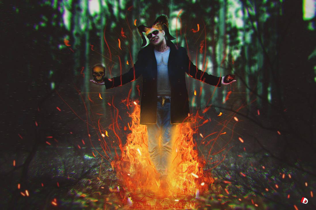 Demon by DanilDark