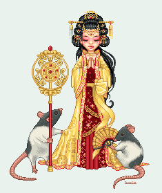 Year of the Rat by milkbun