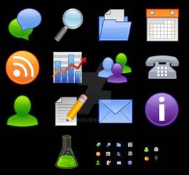 Commish icons