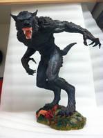 'Dinnertime' Werewolf Model by TheMrWolf