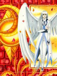 Guardian Angel by FelesTacita