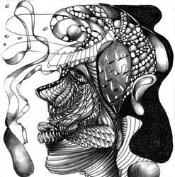 Mask18 by Caroo999