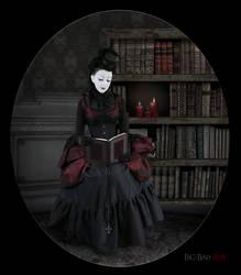 Reader by BigBad-Red