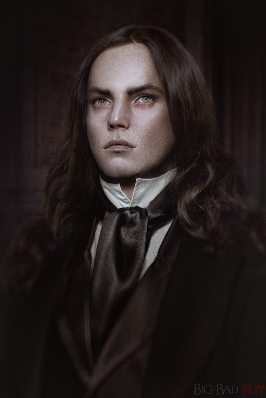 Gothic Portraits: Earl D. by BigBad-Red