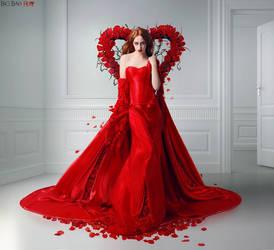 Rose by BigBad-Red