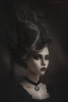 Gothic Portraits: Elsa