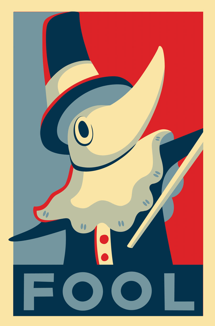 soul eater excalibur campaign poster by gnarlycat on