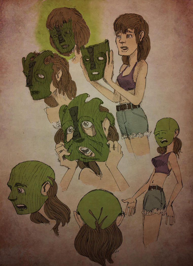 short story transformation by NomaxXN