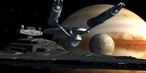 Trek Wars 1