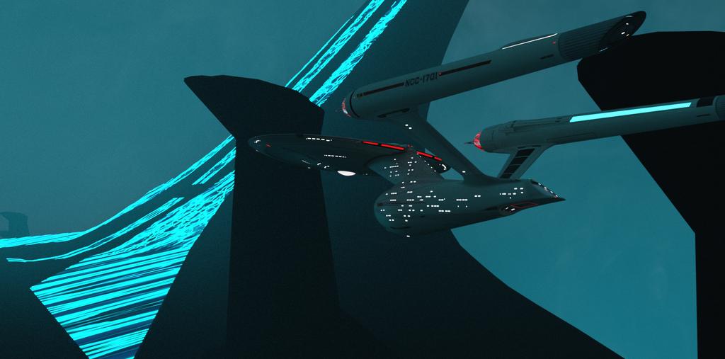Flyover by Kirtemor