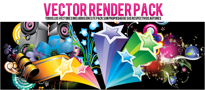Vector-rndr-pack by Dsings