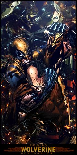 Wolverine by Dsings