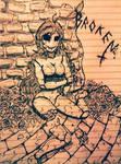 Broken lady (creepypasta)