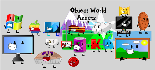 OW Assets V6.0 by Windowsmaster1985