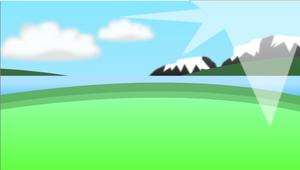 New Object World Background