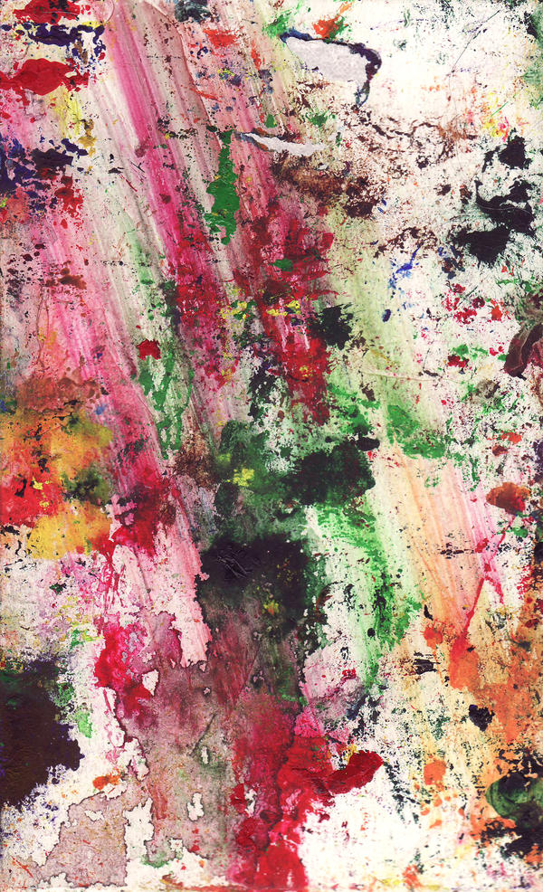 messy paint_stock by velvetcat-stock
