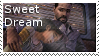 Walking Dead - Sweet dream stamp by Drahiny