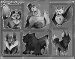 Grey blind creatures adopts [CLOSED]