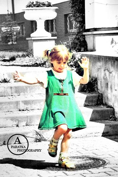 child by aparatka - Ye�illik olsun