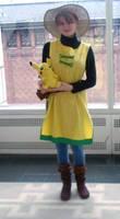 Pokemon Trainer Yellow