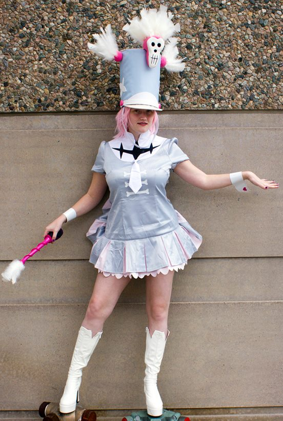 Nonon Cosplay by smoochum302