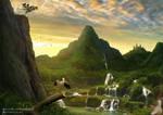 The Waterfalls Island