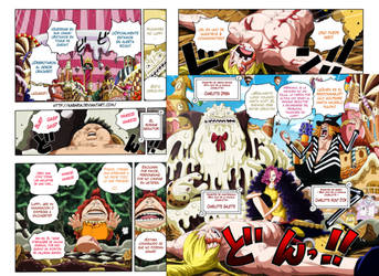 One Piece 843 - pag 07 - 08