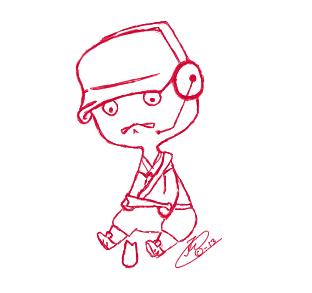 Sad Scout by PapayaWorld