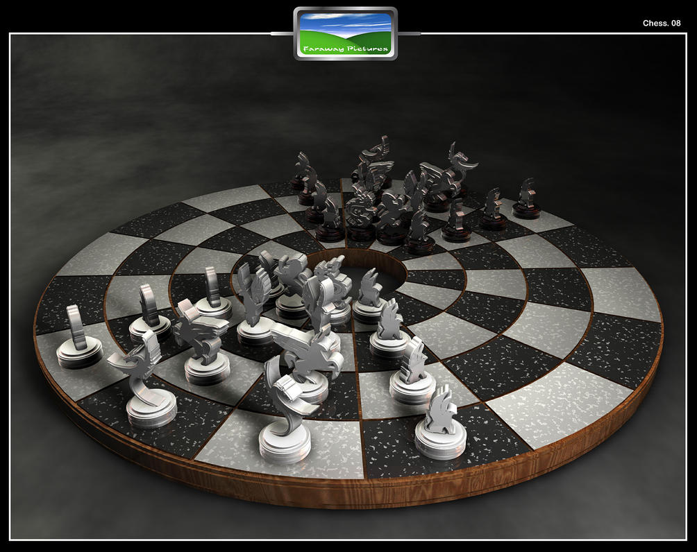 Chess by FarawayPictures