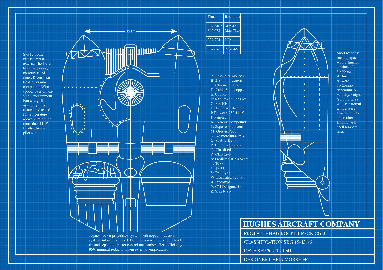 rocketeer jetpack blueprints by farawaypictures on deviantart